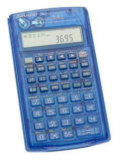 Sharp EL 531RB BL 10 Digit Scientific Calculator  Electronics