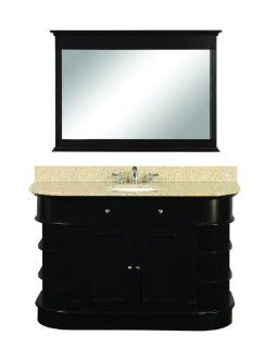 Shop Pegasus H0830M 46 Inch by 30 Inch Wall Mirror, Espresso at the  Home D�cor Store. Find the latest styles with the lowest prices from Pegasus