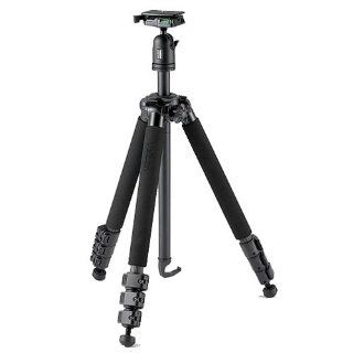 Velbon GEO E543D 66 inch Carbon Fiber Tripod with Ball Head with Quick Release Plate  Camera & Photo