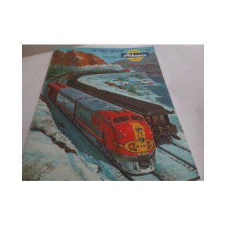 Athearn   HO Scale Catalog   1962 1963   Trains in Miniature Inc. Athearn Books