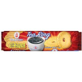Voortman Tea Ring Cookies 400 G Snacks Cookies Chips