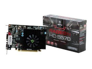 XFX ATI Radeon HD 5570 1 GB DDR2 VGA/DVI/HDMI PCI Express Video Card HD557XZHF2: Electronics