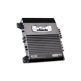 Soundstorm 4F400 400W 4 Channel Power Amplifier  Vehicle Multi Channel Amplifiers