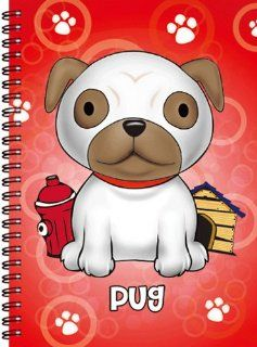 Love Your Breed Notebook, Pug : Pet Memorial Products : Pet Supplies