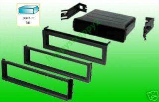 Stereo Install Dash Kit Subaru Legacy 95 96 97 98 99 (car radio wiring installation parts)  Vehicle Receiver Universal Mounting Kits