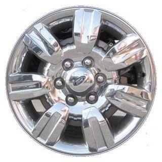 18 Inch 2009 2010 2011 2012 Ford F150 Truck Factory Original OEM Chrome Clad Wheel Rim AL3J1007CA 3785 560 03785 18x7.5 Automotive
