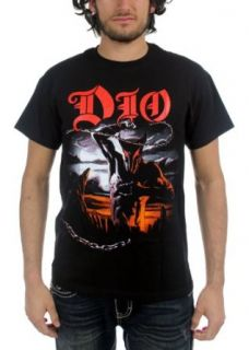 Dio   Holy Diver Adult T Shirt: Clothing