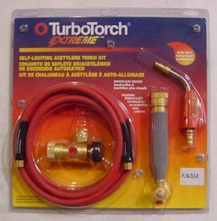 TurboTorch PL 5ADLX B Acetylene Torch Kit (0386 0833)   Soldering Torches