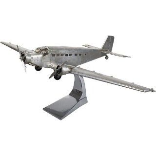 Shop Junkers JU52 'Iron Annie'   Authentic Airplane Model   Features Steel Paneling   Original Detailing   Stand Included   Authentic Models AP454 at the  Home D�cor Store