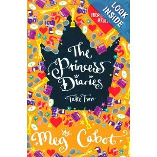 The Princess Diaries Take Two Meg Cabot 9780330482066 Books