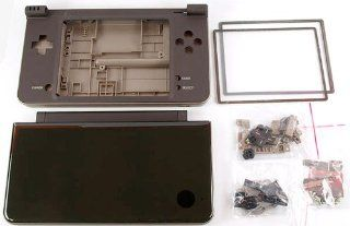 Bronze Nintendo DSi XL /LL Complete Full Housing Shell Case Replacement Repair Fix [video games] Video Games