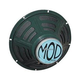 "Jensen MOD10 35 10"" 35 Watt Guitar Speaker, 16 ohm Musical Instruments"