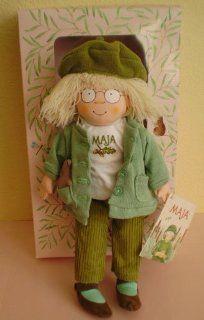 Maja (Nicky) Rag Doll Toys & Games