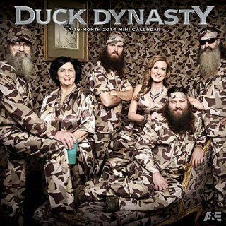 Duck Dynasty 16 month 2014 Wall Calendar : Office Products : Office Products