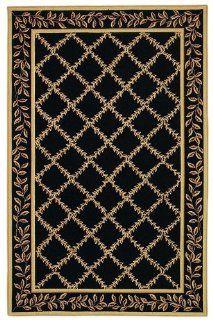 black bathroom rug set on popscreen