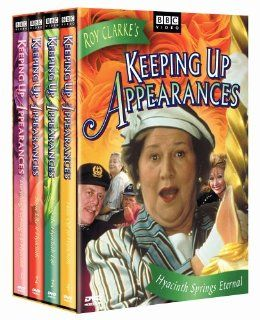 Keeping Up Appearances   Hyacinth Springs Eternal Set (Vol. 5 8): Patricia Routledge, Clive Swift, Geoffrey Hughes, Judy Cornwell, Josephine Tewson, Mary Millar, David Griffin, Jeremy Gittins, George Webb, Marion Barron, David Janson, Shirley Stelfox: Movi