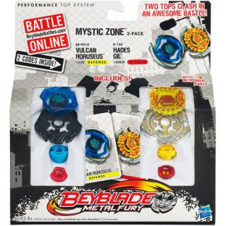 Beyblade Metal Fury Toys, Mystic Zone