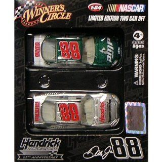 Winner's Circle Hendrick Motorsports Nascar Dale Jr 88 Limited Edition Two Car Set National Guard Amp: Toys & Games