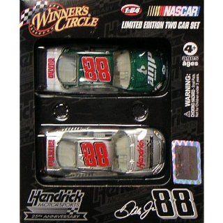Winner's Circle Hendrick Motorsports Nascar Dale Jr 88 Limited Edition Two Car Set National Guard Amp: Toys & Games
