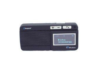 BluAce BA 639 U Call Bluetooth Speakerphone Handsfree Car Kit, Caller ID Display  Answering Devices  Electronics