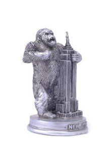 Shop Authentic Scaled Empire State Building King Kong Sculpture Statue at the  Home D�cor Store