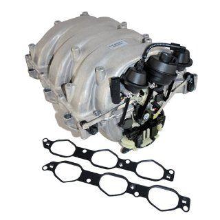 Mercedes Benz Engine Intake Manifold Pierburg OEM 7.00246.33.0 / 7.00246.26.0 / 2721402401 With Intake Gaskets > 2006 2007 C230 C280 / 2008 2011 C300 / 2006 2011 C350 / 2006 2009 CLK350 E350 ML350 R350 / 2010 2011 Gas E350 ML350 R350 / 2010 2011 GLK350