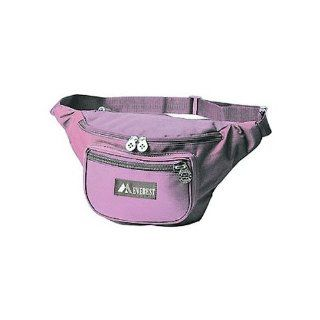 Everest 044KD Signature Fanny Pack   Pink Sports & Outdoors