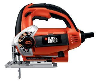 Black & Decker JS660 Jig Saw with Smart Select Dial   Power Jig Saws