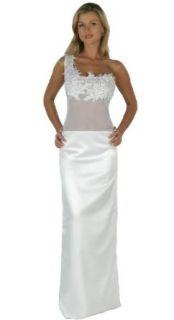 Dresses   Wedding Dress   Feminine Touch, 14, White at  Women�s Clothing store