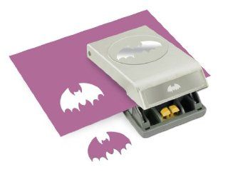 EK Tools Paper Punch, Large, Vampire Bat, New Package: