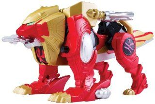 Power Rangers Super Megaforce   Wild Force Red Lion: Toys & Games