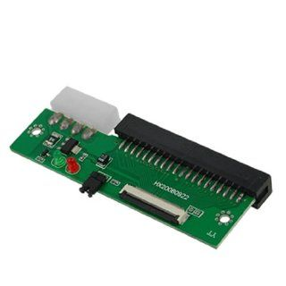 "ZIF CE 1.8"" Micro Drive to IDE 3.5"" 40PIN Desktop Adapter: Computers & Accessories"