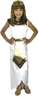 Kid's Cleopatra Girl's Halloween Costume LG 10 12 Toys & Games