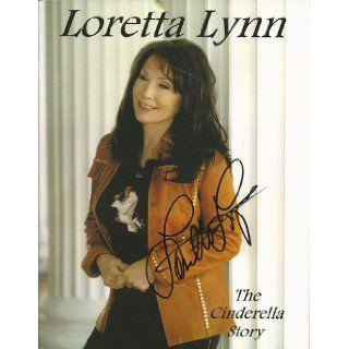 Loretta Lynn The Cinderella Story (her pictorial history) Loretta Lynn Books