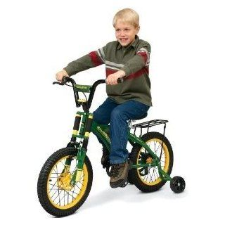 """Toy / Game Amazing Learning Curve Heavy Duty 16"""" Bicycle With Heavy Duty Steel Frame, Front Shocks And More Toys & Games"""