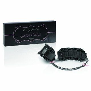 Booty Parlor Good Girl Bad Girl Wrist Cuffs: Health & Personal Care