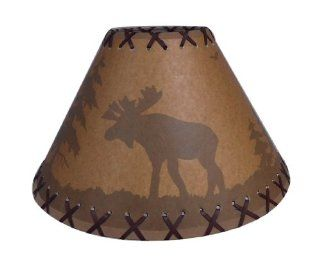 Normande Lighting KS 729 Oil Paper Bell Shade   Lampshades
