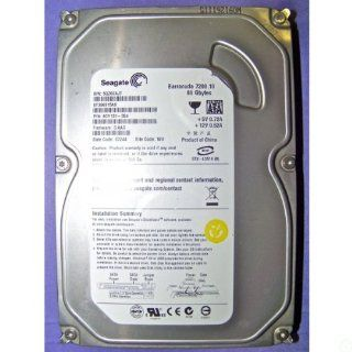 ST3750640A SEAGATE 750GB 7200RPM DESKTOP IDE HARD DRIVE: Computers & Accessories