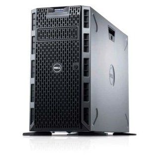 Dell PowerEdge 5U Tower Server   1 x Intel Xeon E5 2620 2 GHz POWEREDGE T620 E5 2620 4GB 300GB DVDR 39MHW 5X10HW NBD 2 Processor Support   8 GB Standard/768 GB Maximum RAM   600 GB HDD   DVD Reader   Serial Attached SCSI (SAS) Controller   Gigabit Ethernet