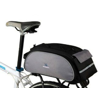 Discountinkllc � Multipurpose Cycling Bicycle Bike Outdoor Rear Seat Rack Bag Pannier  Sports & Outdoors