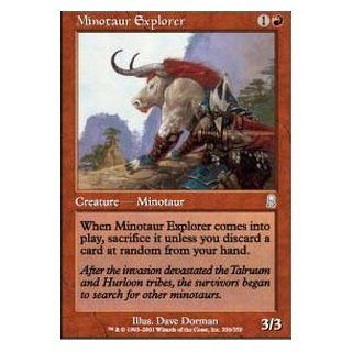 Magic: the Gathering   Minotaur Explorer   Odyssey: Toys & Games