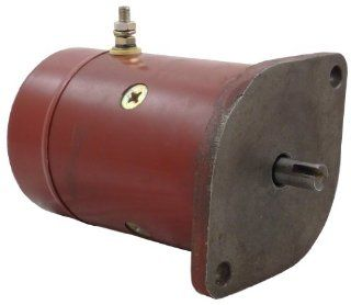 Snow Plow Motor MEZ7002 25556 Western Plows W 8940 W8940 Fischer 46 806 6067: Automotive