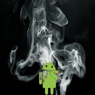 Smoke live wallpaper: Appstore for Android