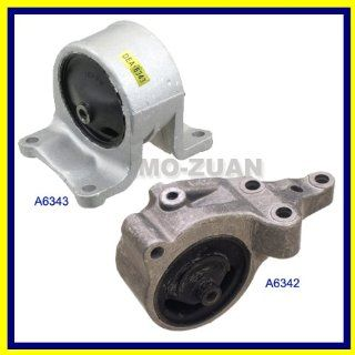 A6343 A6342 Fits: 93 99 Nissan Altima 2.4L Transmission Engine Motor Mount DEA A6342 A6343 112101E813 112201E810 93 94 95 96 97 98 99: Automotive