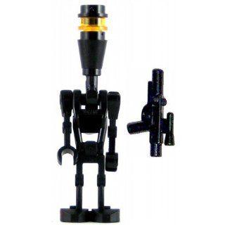 LEGO Star Wars Minifig Assassin Droid Elite Black Toys & Games