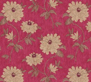 Beatrice Raspberry Sophie Conran Wallpaper   Arthouse