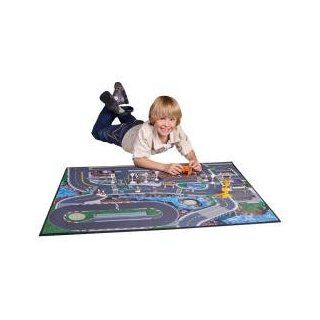 Shop City Play Mat with Action Vehicles and Traffic Signs at the  Home D�cor Store