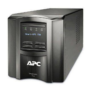 APC SMT750 Smart UPS 750VA LCD 120V: Electronics