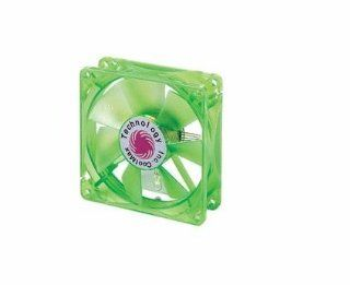 Coolmax CMF 825 GN 80mm DC Cooling Fan (Green) Electronics