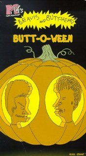 Beavis and Butt head: Butt O Ween [VHS]: Trez Bayer, Bonnie Brantley, Kristofor Brown, Jennifer Jane Emerson, Peter C. Gourdine, Tracy Grandstaff, Sam Johnson, James Judge (II), Masako Kanayama, Guy Maxtone Graham, Rottilio Michieli, Tony Pipitone, G.A. Qu